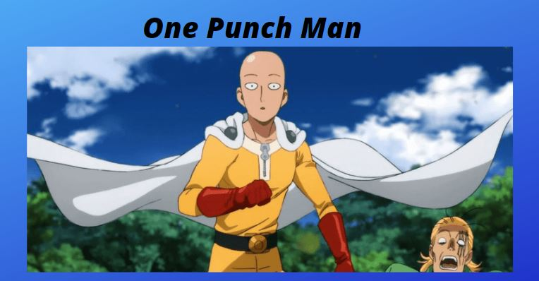 One Punch Man Releasing